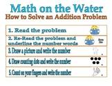 Addition Word Problem Solving Steps