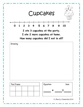 February Addition Word Problems