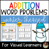Addition Word Problems For Visual Learners