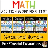 Addition Word Problems (Growing Bundle)