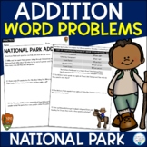 Addition Word Problems (National Parks)