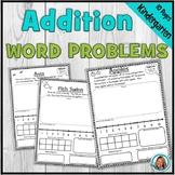 Kindergarten Word Problems Addition