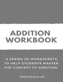 Addition Workbook with Answer Booklet
