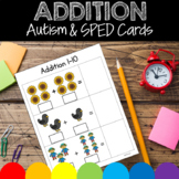 Addition Worksheets 1-10, Fall Kindergarten Math Worksheets Numbers 1-5