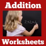 Addition | Basic Addition |  Preschool Kindergarten 1st Gr