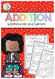 Addition Worksheets and Games