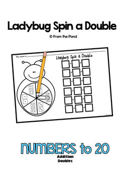 Addition Activities for Doubles