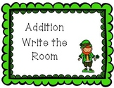 Addition Write the Room - March