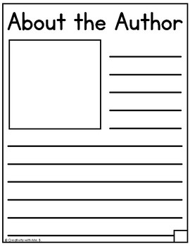 Additional Writing Paper Formats - Vertical