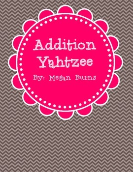Addition Yahtzee