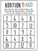 Addition and Multiplication Bingo