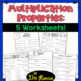 Addition Properties and Multiplication Properties