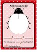 Addition and Number Bonds with Ladybugs