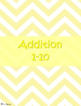 Addition and Subtraction 1-10 with Doubles (Summer)
