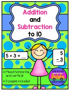 Addition and Subtraction to Ten