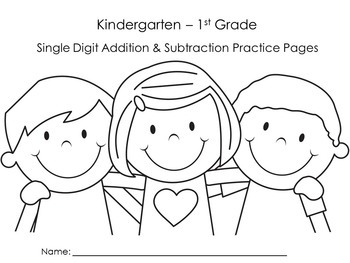 Addition and Subtraction Worksheets | Addition and Subtraction Practice