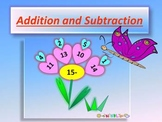 Back to School  - Addition and Subtraction to 20
