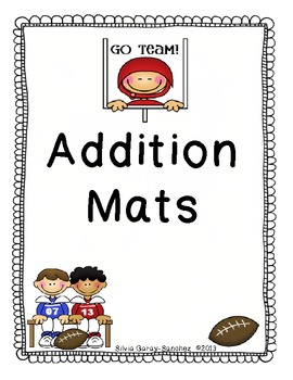 Addition and Subtraction 2-Digit Mats: With Regrouping