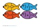 Addition and Subtraction 3 Number Equations Fish Puzzles
