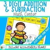 Addition and Subtraction with 3 digit numbers