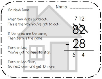 Addition and Subtraction Activities