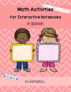 Addition and Subtraction Activities for Interactive Notebooks (Spanish)