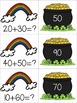 Addition and Subtraction Activities for St. Patrick's Day