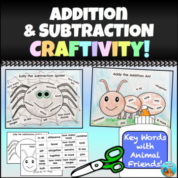 Addition and Subtraction Activity