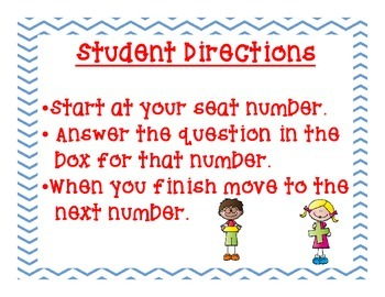 Addition and Subtraction Around the Room IN 4.C.1, CCSS 4.NBT.B.4