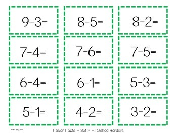 Addition and Subtraction BINGO - Thanksgiving Edition