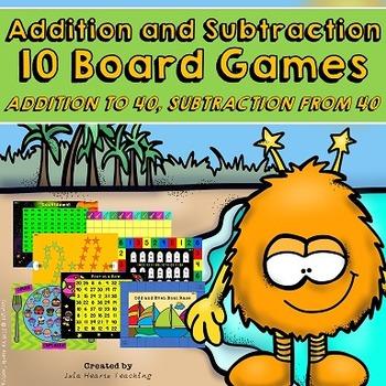 First Grade Math Games