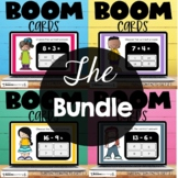 Addition and Subtraction Boom Cards Distance Learning