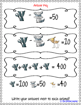 Addition and Subtraction Brain Teasers