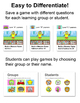 Addition and Subtraction Digital Math Game - Fun End of the Year Activity