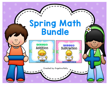 Addition and Subtraction within 20 Bundle