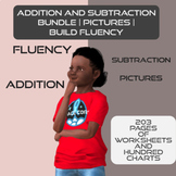 Addition and Subtraction Bundle Picture Equations