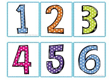 Addition and Subtraction Dice