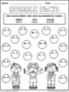 Addition and Subtraction Coloring Sheets (Spring Summer Edition)