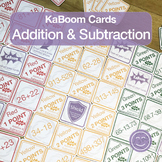 Addition and Subtraction Column Method | KaBoom Cards