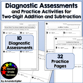 Addition and Subtraction Common Core Assessment for 2.NBT.5