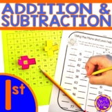 First Grade Addition and Subtraction (1NBT4; 1NBT5; 1NBT6)
