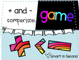Addition and Subtraction Comparison Game