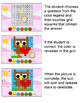 Addition and Subtraction Digital Mystery Pictures - Valentine's Day Theme