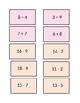 Addition and Subtraction Equivalent Equation Cards