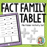 Addition and Subtraction Fact Families