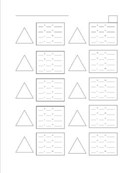 addition and subtraction fact families worksheet by jessica boucher addition and subtraction fact families worksheet