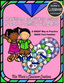 Fact Family Wheels