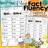 Addition and Subtraction Worksheets Bundle