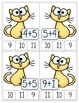 Addition and Subtraction Fact Fluency Clip It Practice