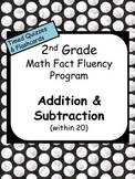 Addition and Subtraction Facts (within 20) Fluency Program